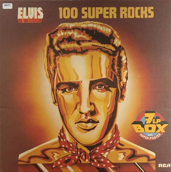 Presley, Elvis: 100 Super Rocks