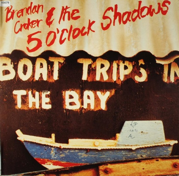 Croker, Brendan and the 5 o`clock Shadows: Boat Trips in the Bay