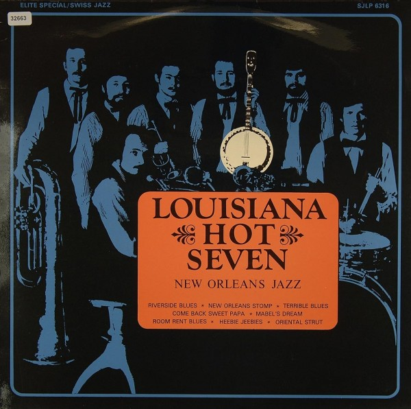 Louisiana Hot Seven: Same