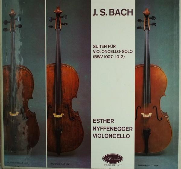 Bach: Suiten für Violoncello Solo