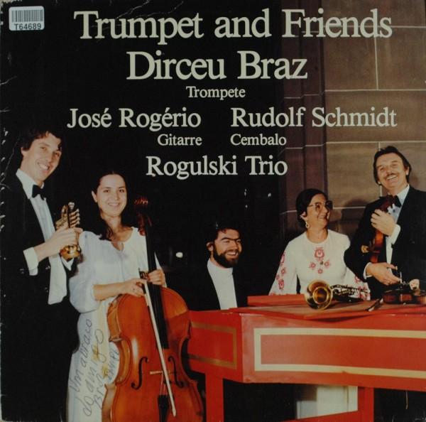 José Rogério - Rogulski Trio - Dirceu Braz: Bachtrompete - Streicher Und Gitarre