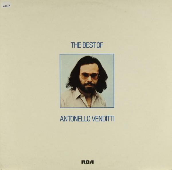 Venditti, Antonello: The Best of Antonello Venditti