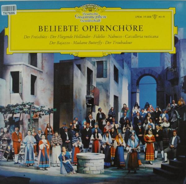 Various: Beliebte Opernchöre