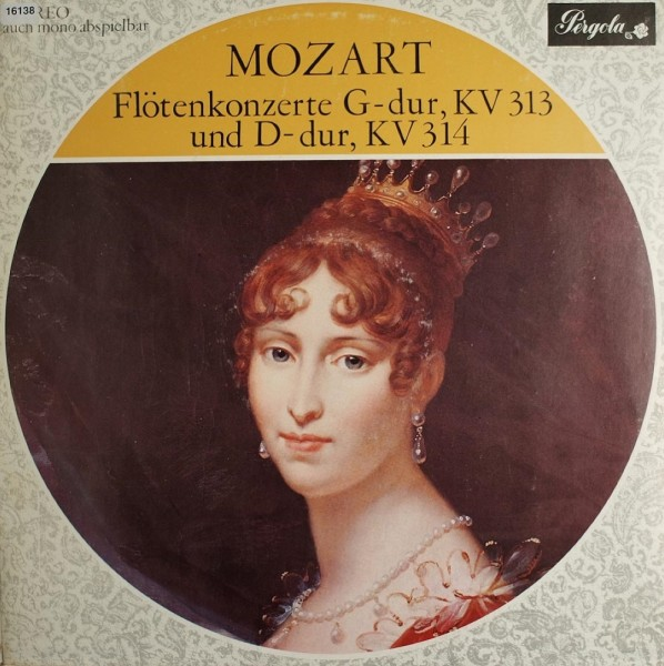 Mozart: Flötenkonzerte KV 313 und KV 314