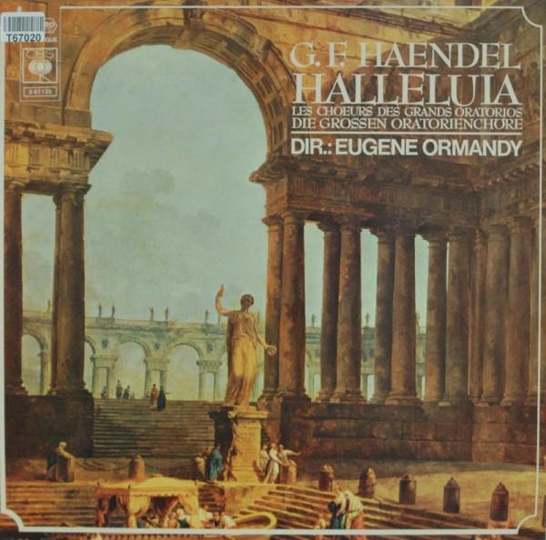 Georg Friedrich Händel - Mormon Tabernacle : Halleluia