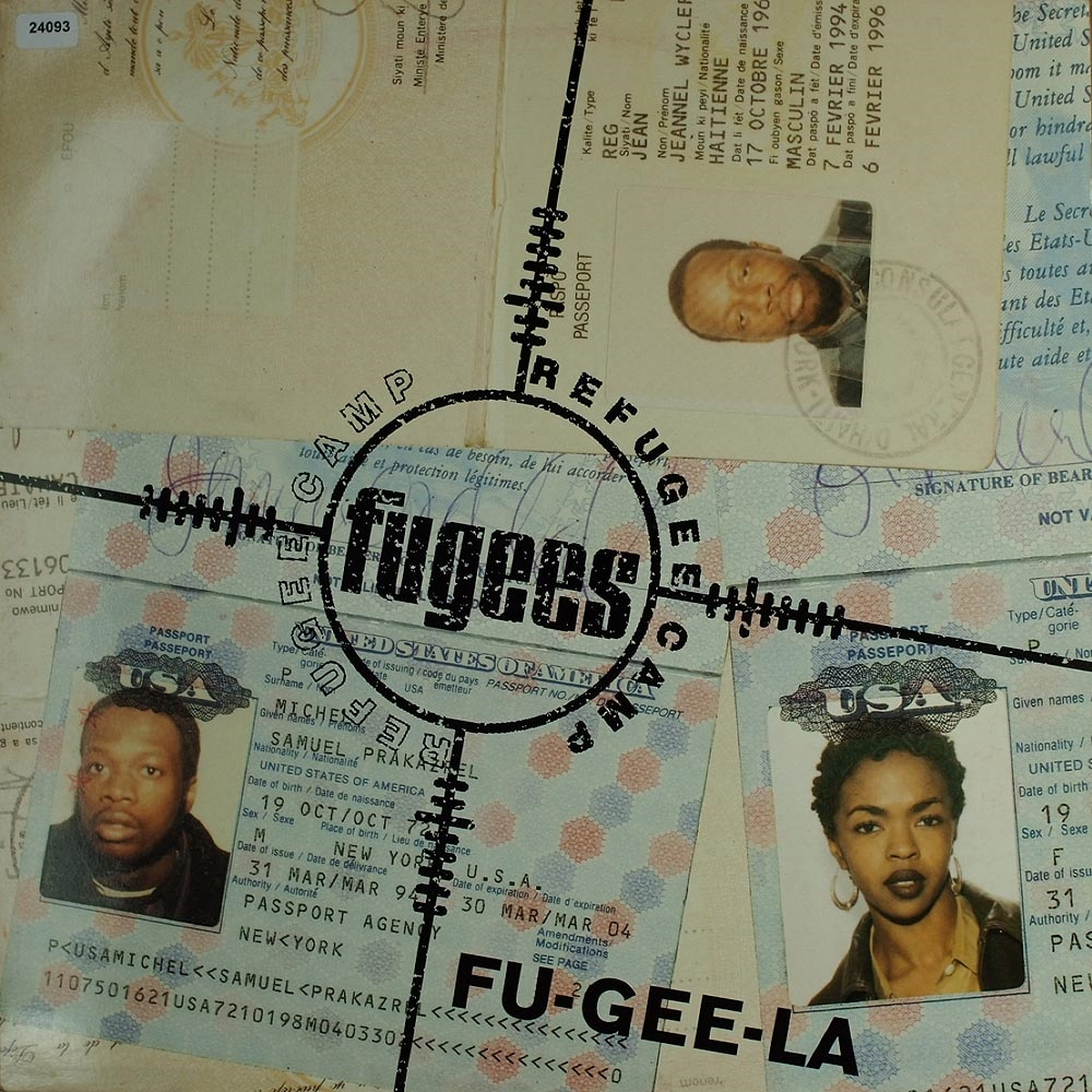 fugees fu gee la funk soul rock pop und alles andere gebrauchte lps und cds kaufen. Black Bedroom Furniture Sets. Home Design Ideas