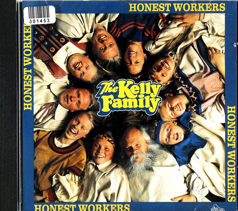 kelly family honest workers pop vocal rock pop und alles andere gebrauchte lps und cds. Black Bedroom Furniture Sets. Home Design Ideas