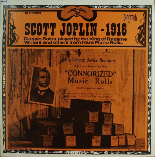 Joplin, Scott: Scott Joplin - 1916