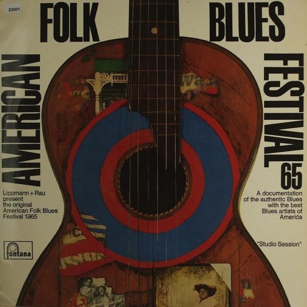 Various: The Original American Folk Blues Festival 65