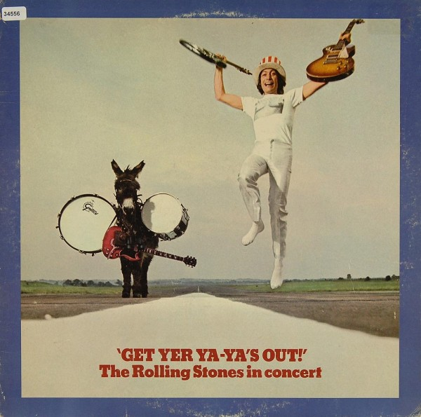 Rolling Stones, The: Get Yer Ya-Ya´s Out