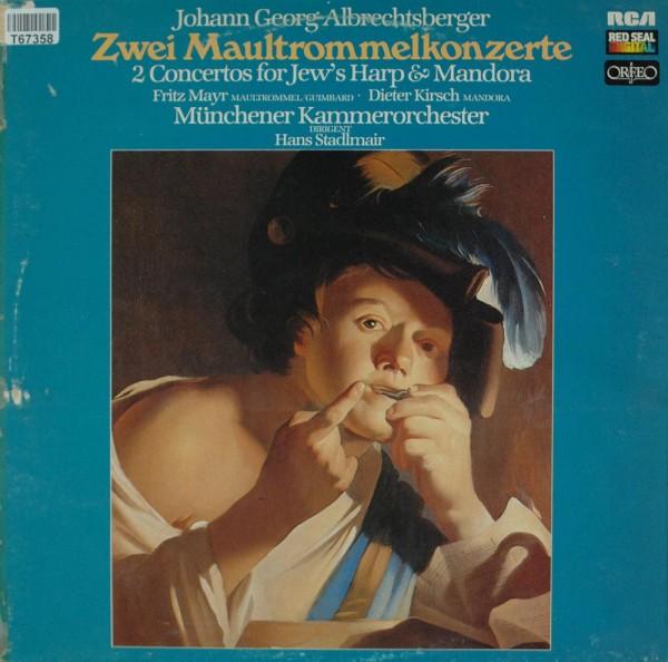 Münchener Kammerorchester, Hans Stadlmair: Zwei Maultrommelkonzerte