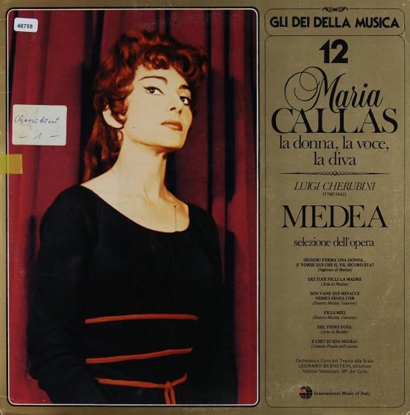 "Callas, Maria: Maria Callas in Cherubinis ""Medea"""