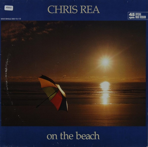 Rea, Chris: On the Beach