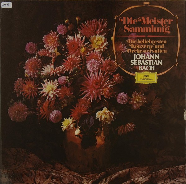 Bach: Die Meistersammlung