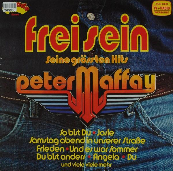 Peter Maffay: Frei Sein - Seine Grössten Hits