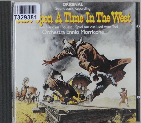 The Ennio Morricone Orchestra: Once Upon A Time In The West