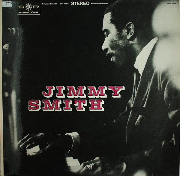 Smith, Jimmy: Jimmy Smith