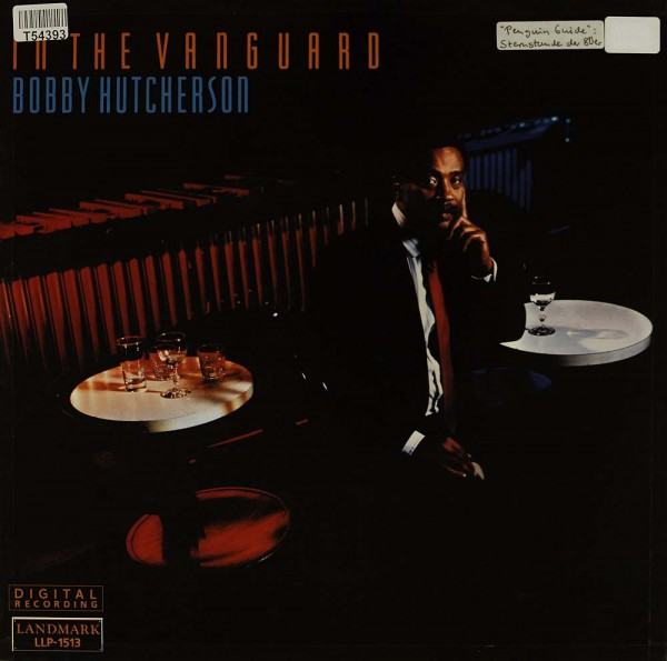 Bobby Hutcherson: In The Vanguard