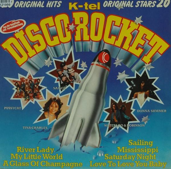 Various: Discorocket - 20 Original Hits - 20 Original Stars