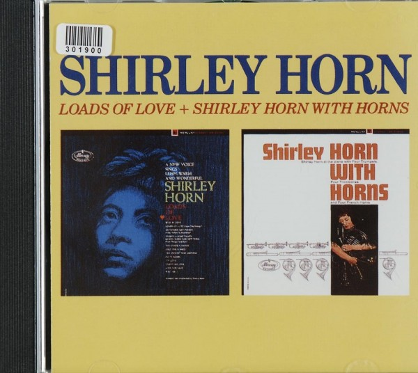 Shirley Horn: Loads of Love / Shirley Horn With Horns