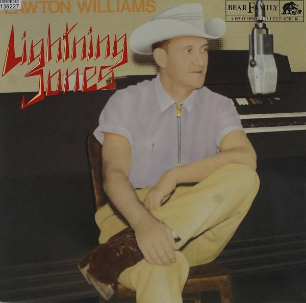 Lawton Williams: Lightning Jones