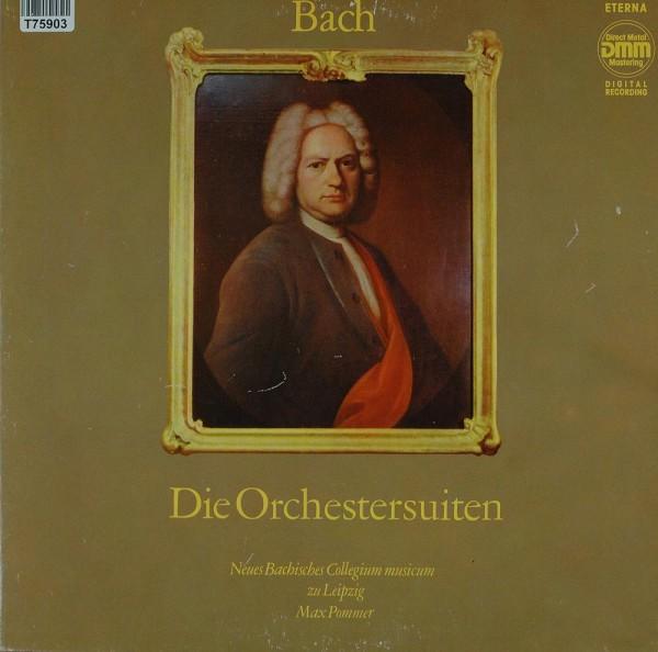 Johann Sebastian Bach, Neues Bachisches Coll: Die Orchestersuiten