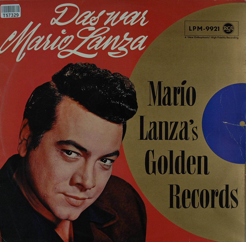 mario lanza das war mario lanza mario lanza 39 s golden. Black Bedroom Furniture Sets. Home Design Ideas