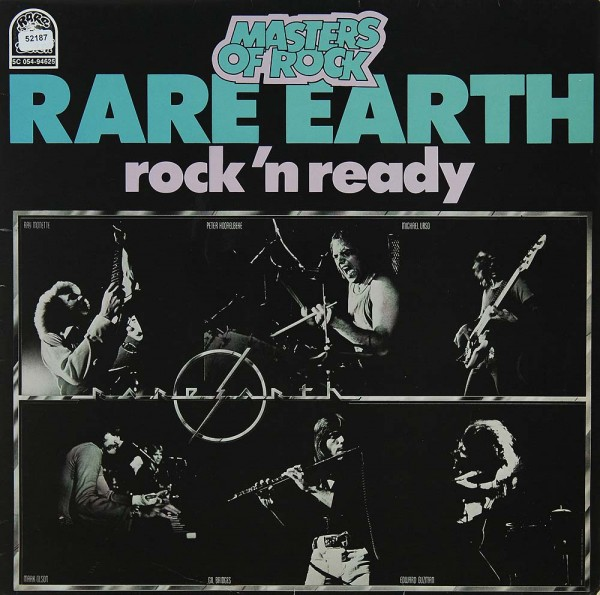 Rare Earth: Rock ´N Ready