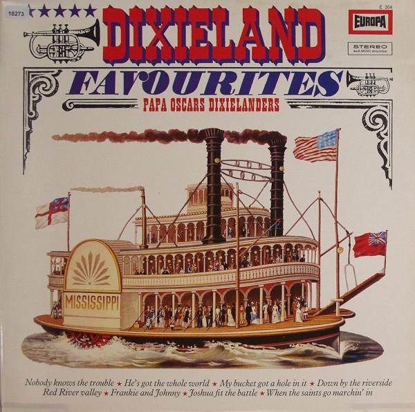 Papa Oscar`s Dixielanders: Dixieland Favourites