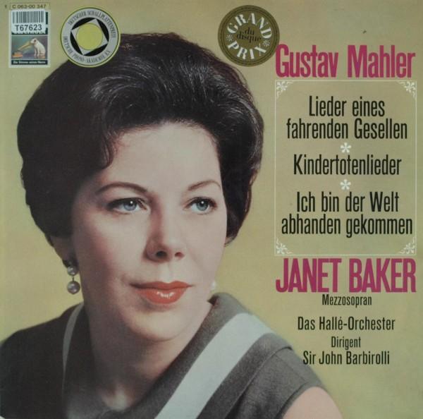 Gustav Mahler - Janet Baker, Hallé Orchestr: Lieder Eines Fahrenden Gesellen - Kindertotenlieder - I