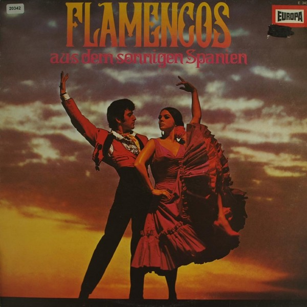 Various: Flamencos aus dem sonnigen Spanien