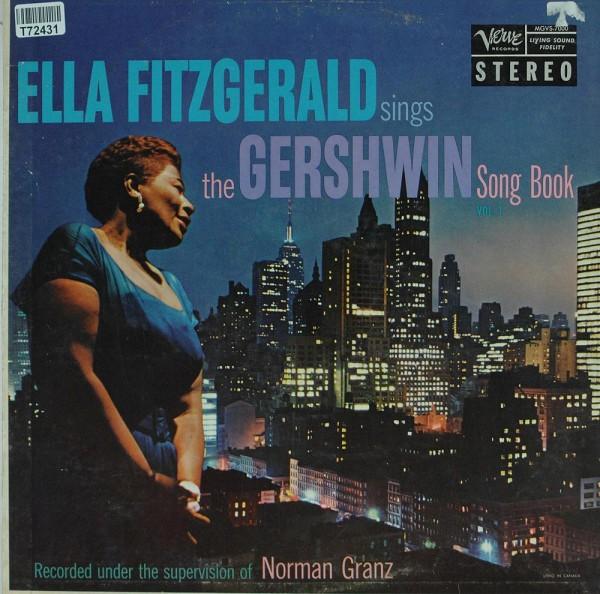 Ella Fitzgerald: Ella Fitzgerald Sings The Gershwin Song Book Vol. 1