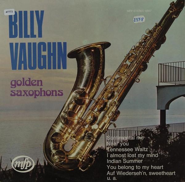 Vaughn, Billy: Golden Saxophons