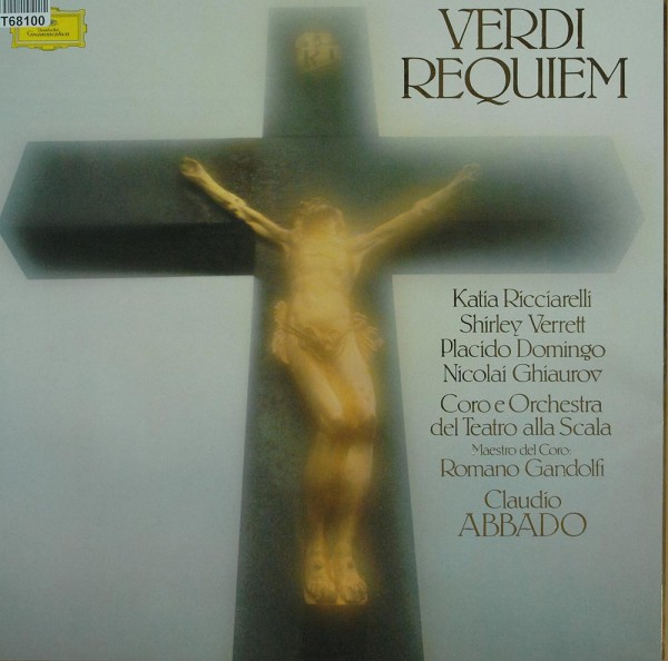 Giuseppe Verdi, Claudio Abbado, Katia Ricci: Requiem