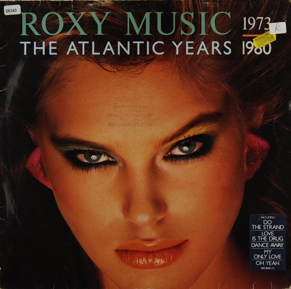 Roxy Music: The Atlantic Years