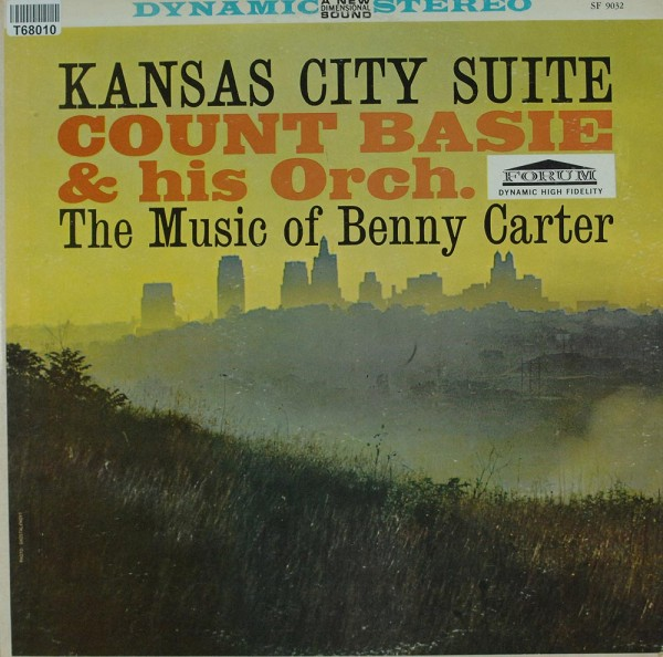 Count Basie Orchestra: Kansas City Suite