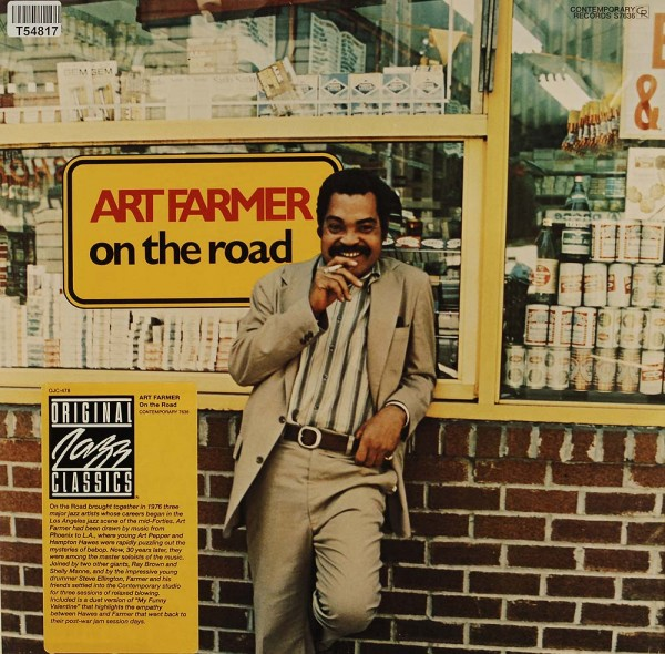 Art Farmer: On The Road