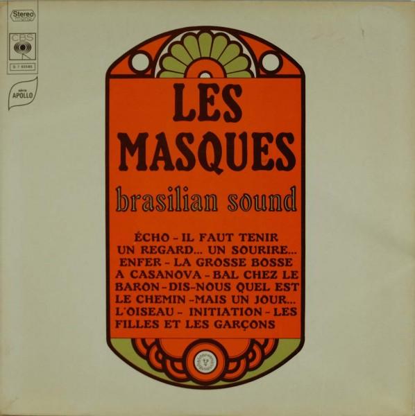 Les Masques Accompagnés par Le Trio Camara: Brasilian Sound