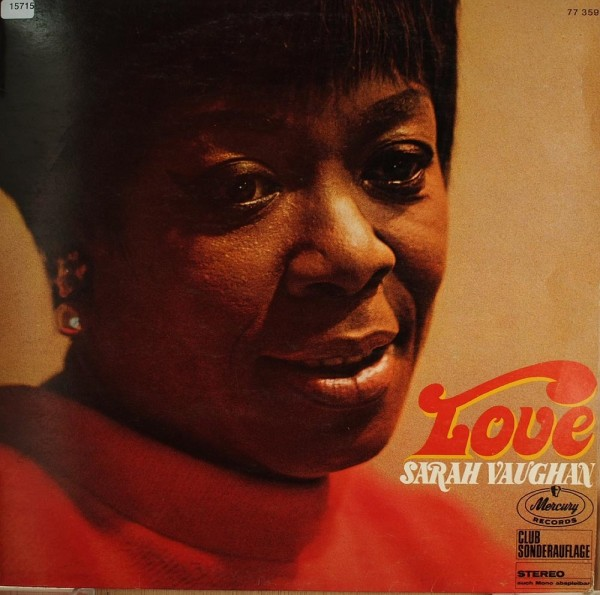 Vaughan, Sarah: Love