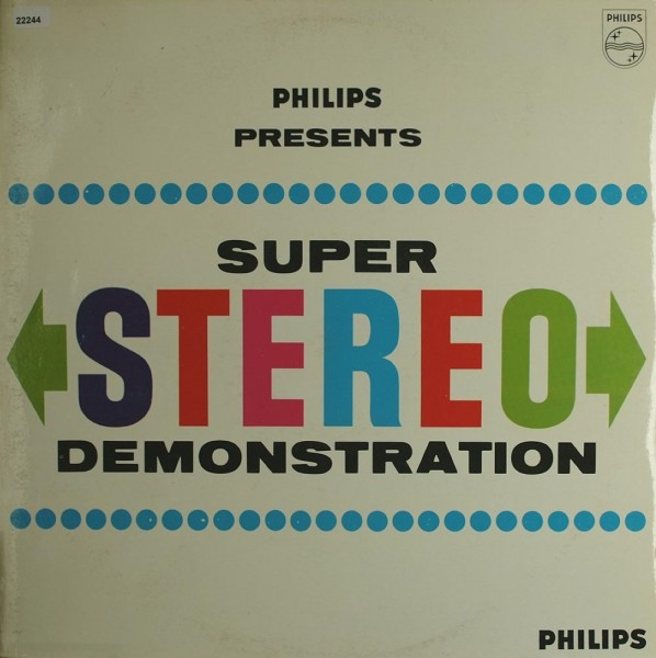 Verschiedene: Super Stereo Demonstration