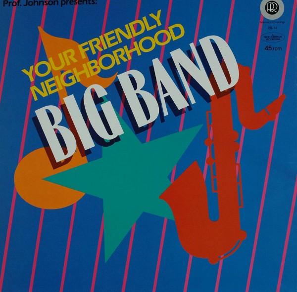 Matt Catingub Feat. Mavis Rivers: Your Friendly Neighborhood Big Band