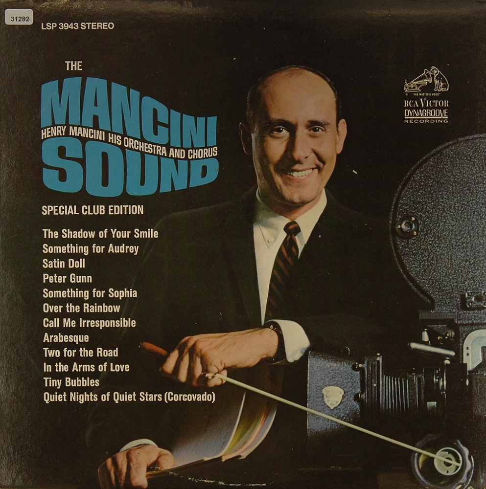 mancini henry the mancini sound easy listening big band rock pop und alles andere. Black Bedroom Furniture Sets. Home Design Ideas