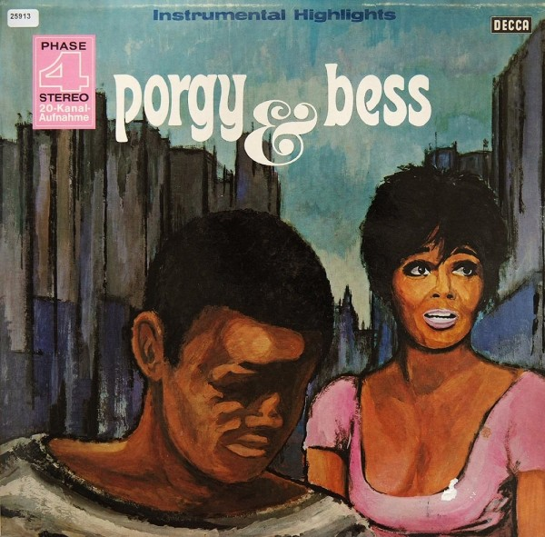Gershwin: Porgy & Bess (Instrumental Highlights)