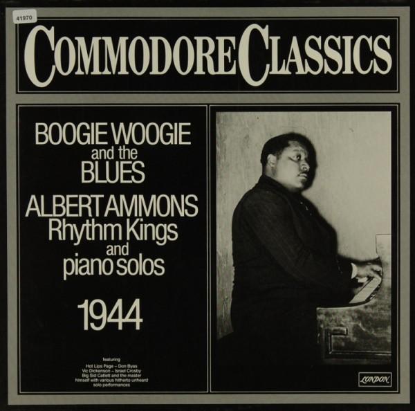 Ammons, Albert Rhythm Kings: Boogie Woogie and the Blues
