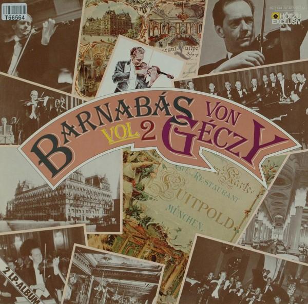 Barnabas Von Géczy: Vol. 2