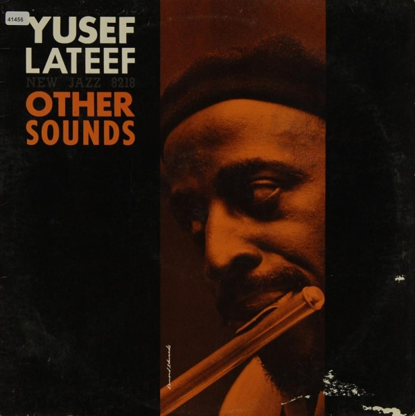 Lateef Yusef Other Sounds Modern Fusion Free Jazz