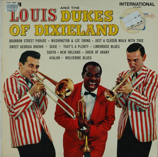 Louis Armstrong And The Dukes Of Dixieland: Louie And The Dukes Of Dixieland