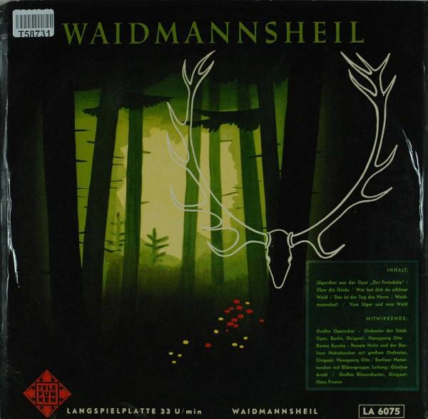 Various: Waidmannsheil
