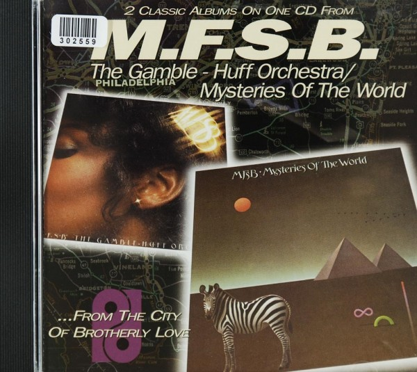 MFSB: The Gamble-Huff Orchestra / Mysteries of the World