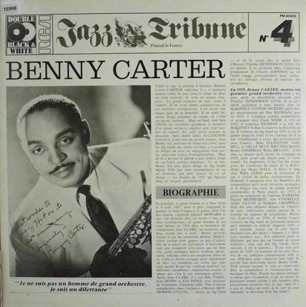 Carter, Benny: Benny Carter (1928-1952)